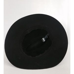 05ee611f7be84e H&M Accessories | H M Pendleton Inspired Black Floppy Felt Hat ...